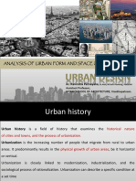 Class 08 Ud - Analysis of Urban Forms (West)