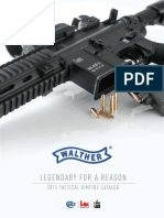 Walther Tactical Catalog 2015