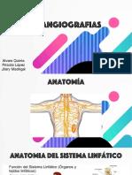 Linfoangiografias