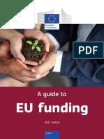 A Guide to Eu Funding