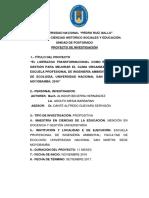Proyecto y Tesis Alindor Becerra- Moyobamba