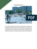 Inundaciones Eliana Collado San Luis