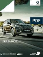 BMW X5 Katalog