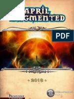 April Augmented - 2018