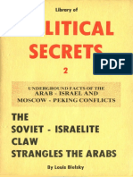 Bielsky Louis - The Soviet-Israelite Claw Strangles the Arabs