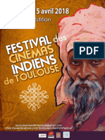 Programme Festival Films Indiens Toulouse 2018