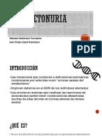 Expo de Bioquimica Fenilcetonuria