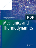 Mechanics and Thermodynamics by Wolfgang Demtröder