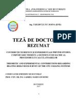 21 Rezumat Teza de Doctorat En