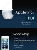 Apple Presentation (Alex)