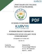 Karvy Project