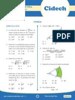 Trigonometría Repaso 01