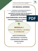 Plan Ecafor Modulo i