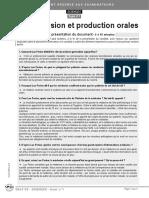 Dalf c2 Examinateur Sciences Comprehension Productions Ecrites