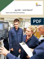 Ausbildung Job Und Dann