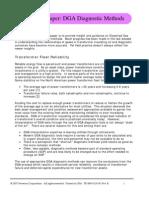 DGA Diagnostic Methods