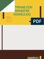 Letrinas Con Arrastre Hidráulico
