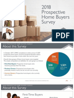 2018 prospective home buyers survey - treb optimized