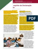 Revista Forced Migration Edição 35 Julho de 2010