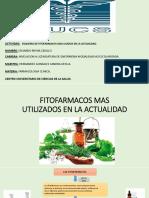 Fitofarmacos Mas Usados