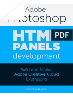 Adobe Photoshop HTML Panels Development Book Sample
