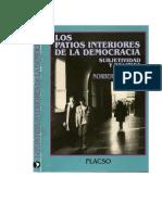 Lechener Norberto - Los Patios Interiores de La Dem