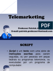 Aula 05 - Marketing e Telemarketing