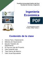 Clase 11 - Ingeniería Económica - 2017-2
