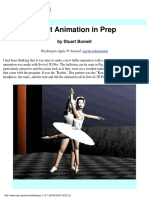 Making Animation in Poser