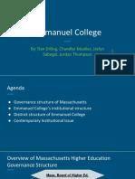 emmanuel college  1