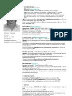 CV javi varela