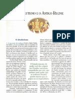Cap. 25. O Absolutismo e o Antigo Regime. p. 246-253