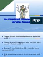 Los Mecanismos de Defensa de Los Derechos HumanosCOLOMBIA 2 -1