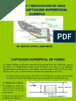 5.1 Obra de Captacion Superficial Ejemplo