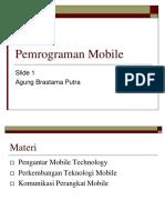 Mobile Technology1