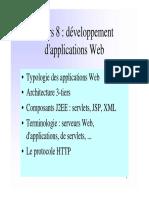 8 Applis Web