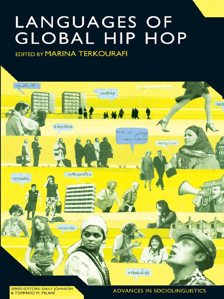 858c691d Terkourafi, Marina - Languages of global Hip Hop.pdf | Hip Hop Music | Hip  Hop