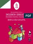 Inclusión Educativa Infantil