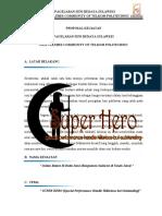 Proposal Pagelaran Seni CCTP 2