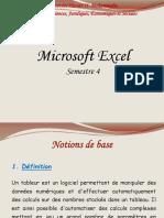 Excel Partie 1 S4