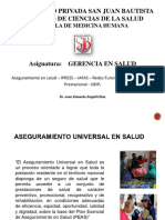 Clase 8 - Exposición IPRESS - IAFAS - Redes - Intercambio Prestacional (1)