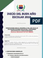 INICIO DE AÑO ESCOLAR 2018 MARZO (2).ppt