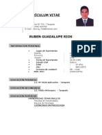 Curriculum Vitae
