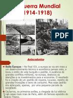 1 Guerra Mundial