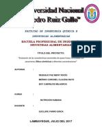 Informe de Proyecto de Queso Con Moras Corregido