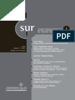 C MacDowell- N 7 - Ativismo Juridico Transnacional e Estado - casos contra brasil Comissao Ineteramericana dDH.pdf