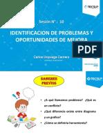 10.- Identificación de Problemas y Oportunidades de Mejora