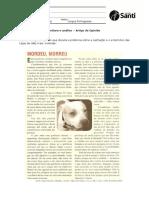 902 Lingua Portuguesa Leitura e Analise de Artigo de Opiniao