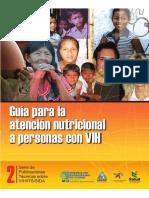 Guia Atencion Nutricional VIH