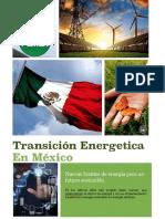 transicion energetica en Mexico, reforma energetica